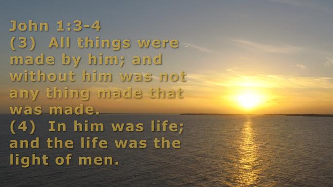 John 1:3-4